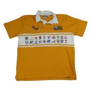 2011 Rugby World Cup Polo Shirt L